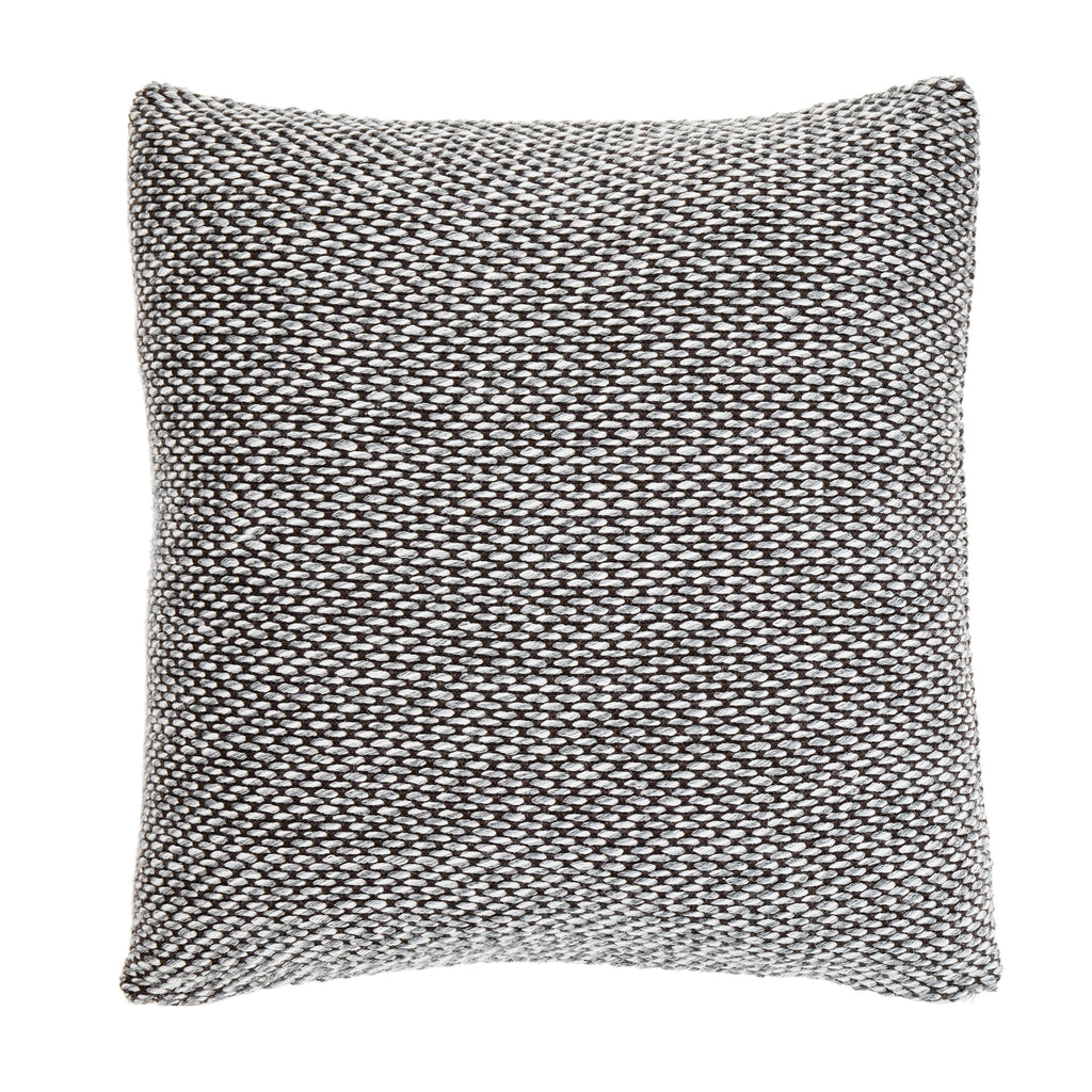 Knitted Pillow, Pebble at the Shore