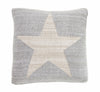Pure Cotton Knitted Pillow, Nautical Explorer