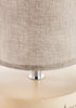 New Haven - Small Column Table Lamp - Beige
