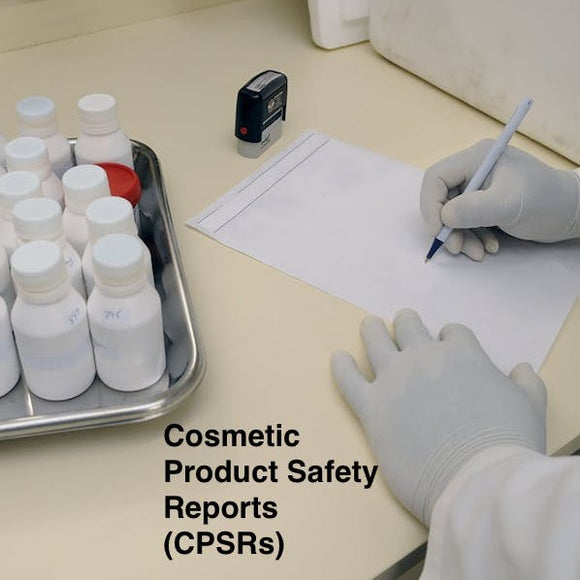 CPSR Safety Assessment - Safety Assessment For A Cosmetic Product