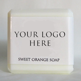 Soap Customised With Your Own Label