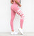 Rose Pink RGFT Activewear Tights