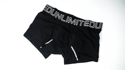UNLIMITED Underwear Black