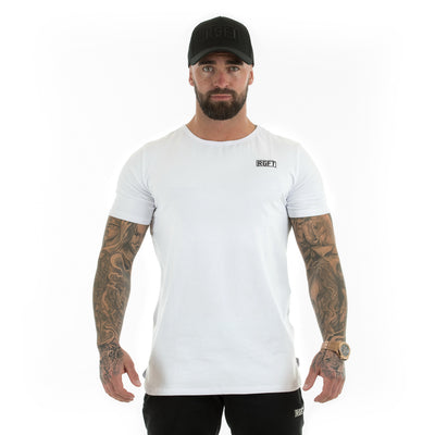 White RGFT Simplicity T-Shirt