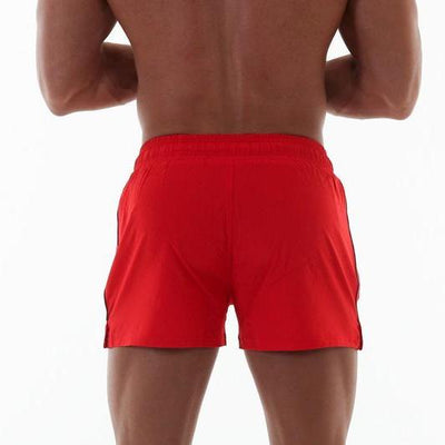 Red RGFT Running Shorts