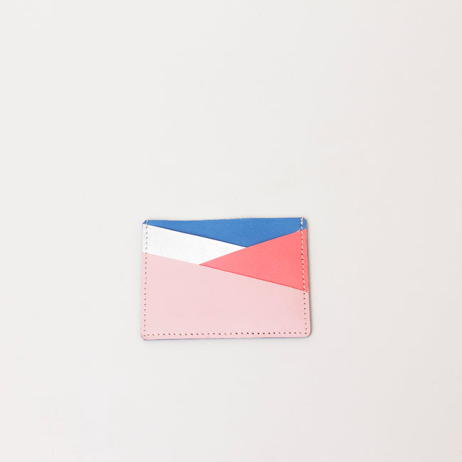ZZ Leather Card Case