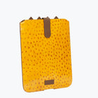 Rockette IPAD sleeve-Patent orange