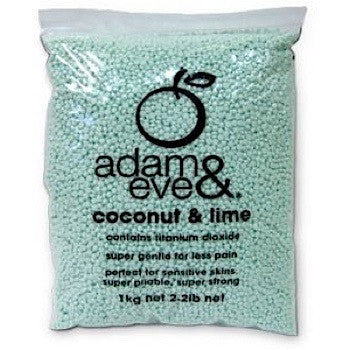 Adam & Eve Coconut & Lime Hot Wax 1Kg