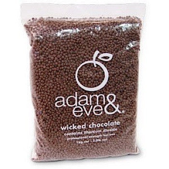 Adam & Eve Chocolate Hot Wax 1kg
