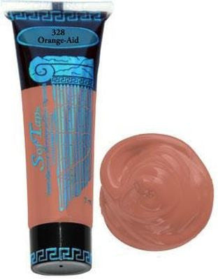 Orange Aid Softap Colour