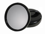 Black Hand Held Mirror