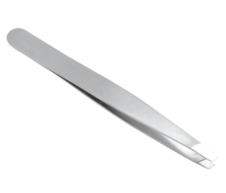 Ed Eyebrow Stainless Steel Tweezers
