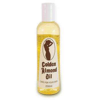 Golden Almond Oil 250Mls
