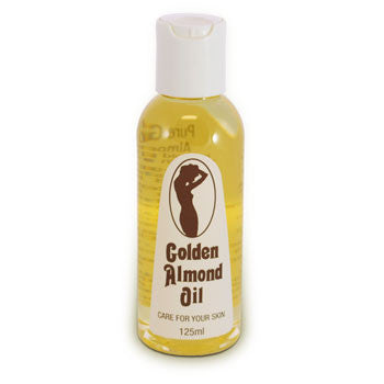 Golden Almond Oil 125Ml