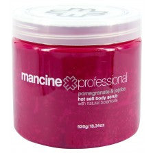 Mancine Body Scrub Pomegranite-Jojoba  520 gm
