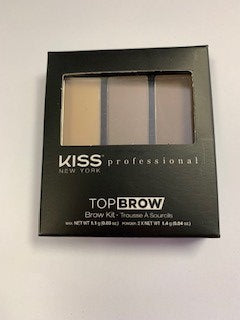 Kiss Brow Powder Kit - Taupe