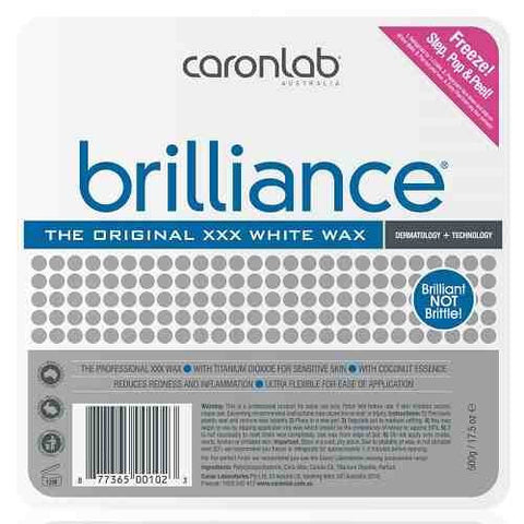 Caronlab Brilliance Hot Wax 500GM