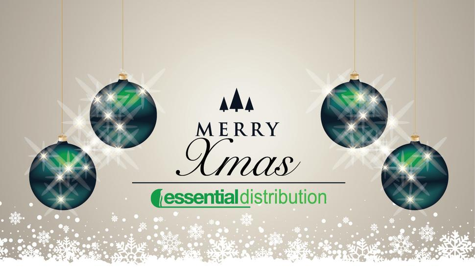 Merry Xmas from Essential Distribution