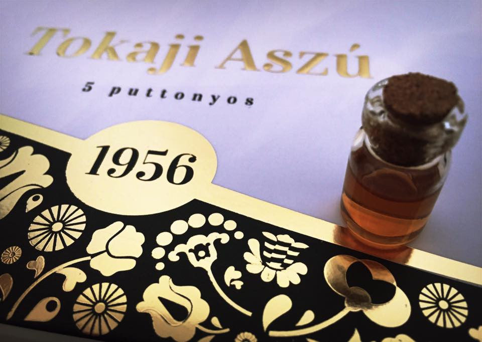 History in a bottle - Tokaj 1956's design revealed