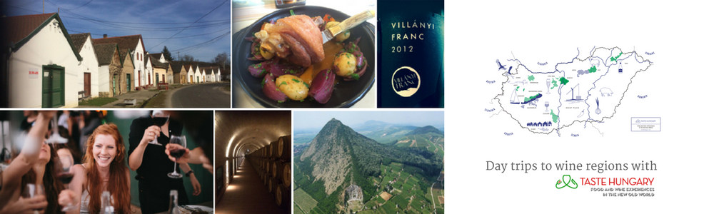 Villanyi Wine tour