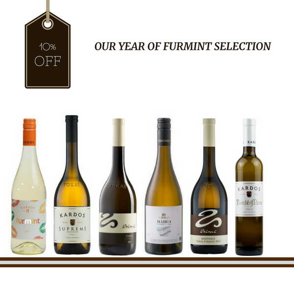 Our Year Of Furmint Selection