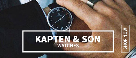 kapten and son watches