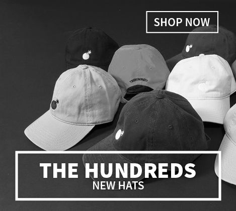 The hundreds hats