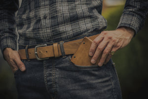 How to find your belt size