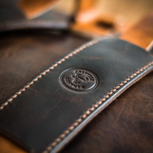 Colville Leather supplier: Horween Leather