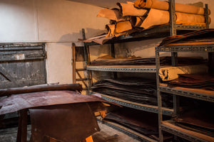 A brief history of leather tanning