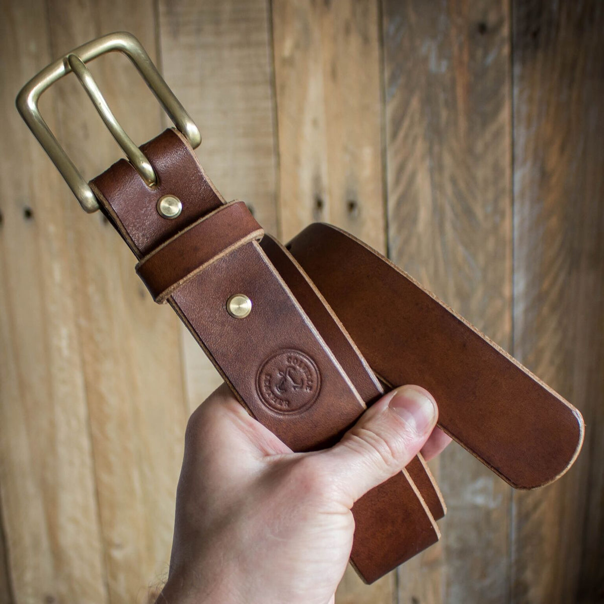 Colville Leather: how to find the perfect men's handmade