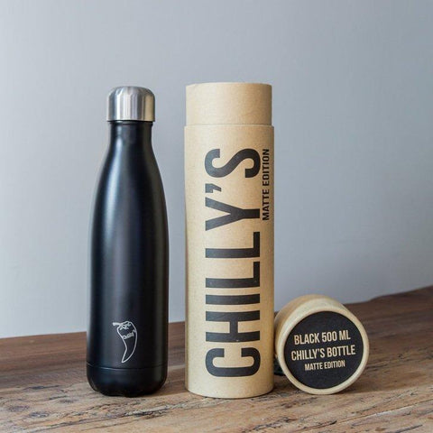 ethical water bottle christmas gift idea for men