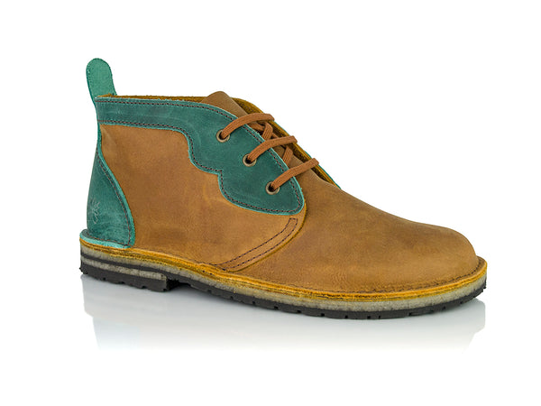Conker shoes flying boot