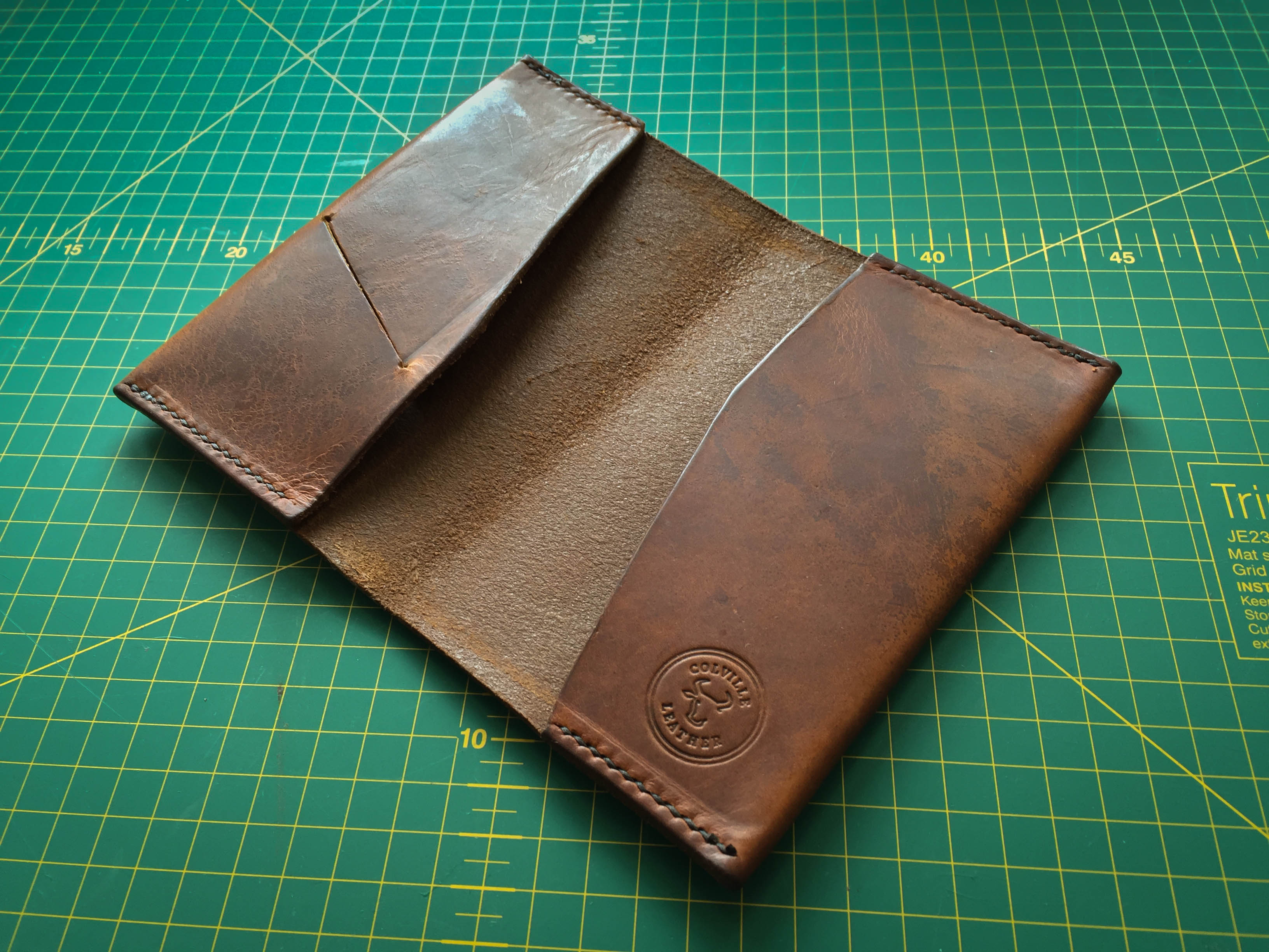 The Voyager Notebook Cover Prototype