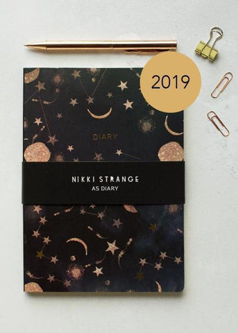 2019 diary made in devon