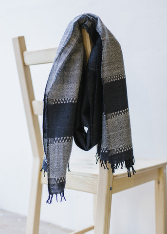 Image of Fasil Wool Scarf from Sanchos Dress