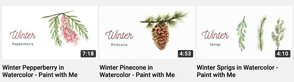 watercolor tutorial