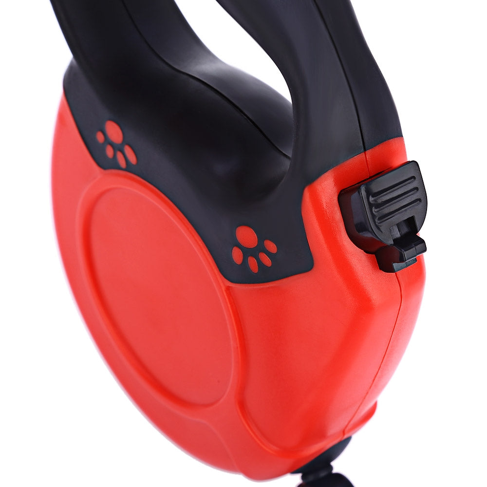 8m Extendable Retractable Pet Training Lead Leash for Medium Large Dog - JustgreenBox