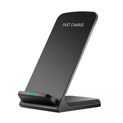 QI Wireless Charger Quick Charge 2.0 Fast Charging for iPhone 8 / iPhone X