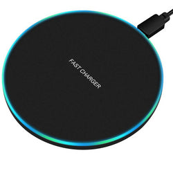 10W Fast Wireless Charger For Samsung Galaxy S9/S9+ S8 S7 Note 9 S7 Edge - JustgreenBox