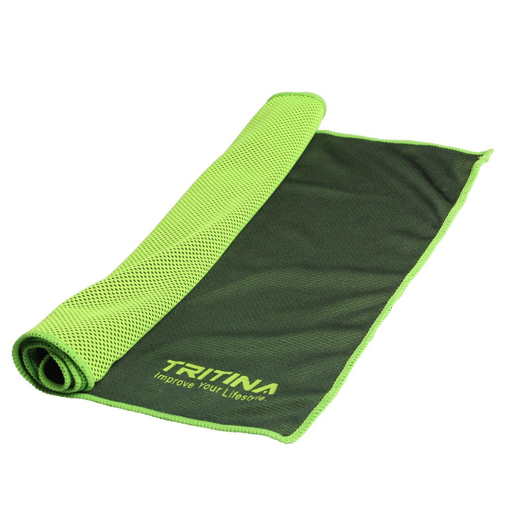 TRITINA Sport Armband Size Up to 5.5inch for iPhone Touch ID + Fitness Cool Towel - JustgreenBox