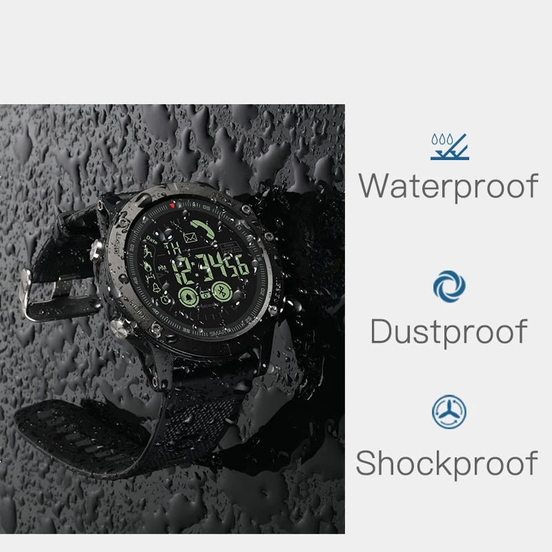 Flagship Rugged Smartwatch 33-Months Standby Time