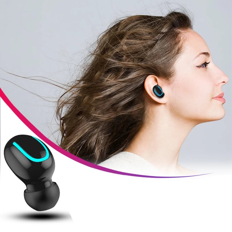 Wireless Blutooth 5.0 Earbuds Gaming Headset - JustgreenBox