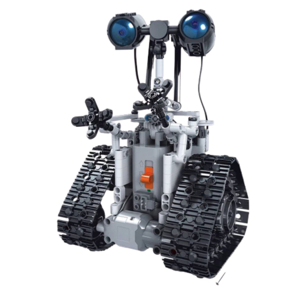 Electric Robot Building Blocks Technic Remote Control Intelligent Bricks Toys