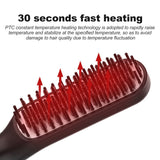 2020 New Multifunctional Styling Comb Hair Straightener Comb