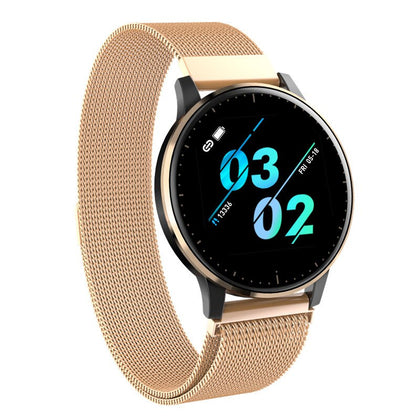 Q20 Smart Watch Women Heart Rate Blood Pressure Sleep Monitor Fashion Lady Bracelet Smartwatch Connect IOS Android pk Q8 CF18