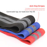 Hip Resistance Bands Booty Leg Exercise Elastic For Gym Yoga Stretching Training Fitness Workout - JustgreenBox