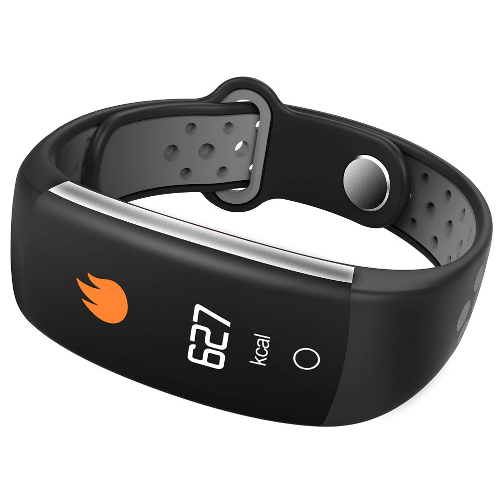 Fitness Tracker Smart band Bracelet watch band HR Fitness Sleep Tracker Waterproof IP68 Activity Tracker smartband - JustgreenBox