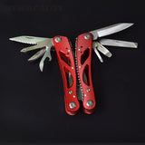 Outdoor Pliers Repair Pocket Knife Fold Screwdriver Set Hand Multi-Tool Mini Folding Portable Fishing - JustgreenBox