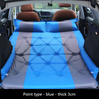 Camping Car Mattress Inflatable Moisture-Proof Pad - JustgreenBox